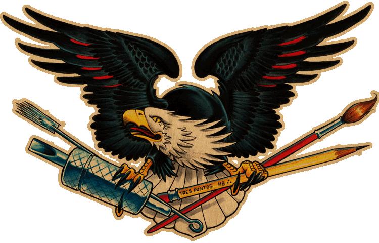 Tres Puntos Tattoo Adler