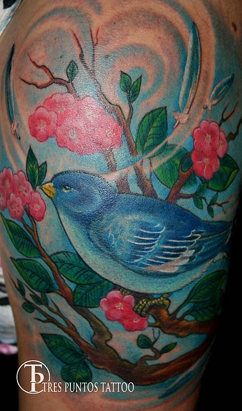 Tres Puntos Tattoo