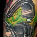 Musik Tattoo 3