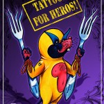 Tattoos for Heros